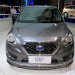 Datsun Go+ Panca Accessorized at the 2014 Indonesia International Motor Show front