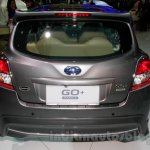 Datsun Go+ Panca Accessorized at the 2014 Indonesia International Motor Show rear