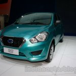 Datsun Go Panca at the 2014 Indonesia International Motor Show front quarter
