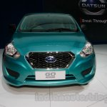 Datsun Go Panca at the 2014 Indonesia International Motor Show front
