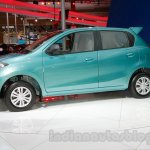 Datsun Go Panca at the 2014 Indonesia International Motor Show profile