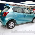 Datsun Go Panca at the 2014 Indonesia International Motor Show rear quarter