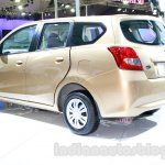 Datsun Go+ Panca at the 2014 Indonesia International Motor Show rear quarter