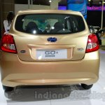 Datsun Go+ Panca at the 2014 Indonesia International Motor Show rear