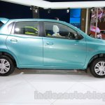 Datsun Go Panca at the 2014 Indonesia International Motor Show side