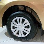 Datsun Go+ Panca at the 2014 Indonesia International Motor Show wheel
