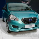 Datsun Go Panca at the 2014 Indonesia International Motor Show