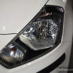 Datsun Go headlamp at the 2014 Nepal Auto Show