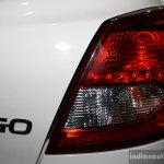 Datsun Go taillight at the 2014 Nepal Auto Show