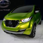 Datsun redi-GO at the 2014 Indonesia International Motor Show front