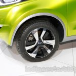 Datsun redi-GO at the 2014 Indonesia International Motor Show wheel