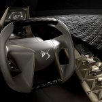 Divine DS concept steering