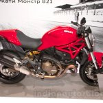 Ducati Monster 1200 at the 2014 Moscow Motor Show
