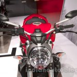 Ducati Monster 1200 front at the 2014 Moscow Motor Show