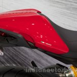 Ducati Monster 1200 rear section at the 2014 Moscow Motor Show
