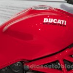 Ducati Monster 1200 tank at the 2014 Moscow Motor Show