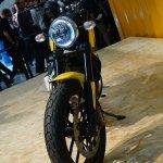Ducati Scrambler front at INTERMOT 2014