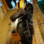 Ducati Scrambler rear at INTERMOT 2014