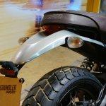 Ducati Scrambler taillight at INTERMOT 2014