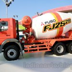 FUSO FJ 2528M 6×4 Heavy mixer at the Indonesia International Motor Show 2014
