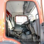FUSO FJ 2528M 6×4 Heavy mixer cabin at the Indonesia International Motor Show 2014