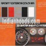 Fiat Avventura Color options