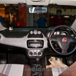 Fiat Avventura at Delhi interior