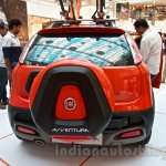 Fiat Avventura at Delhi rear image