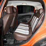 Fiat Avventura at Delhi rear seat