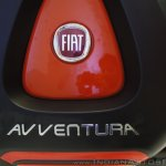 Fiat Avventura at Mumbai badge
