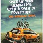 Fiat Avventura brochure scan - front page