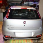 Fiat Punto Evo rear at the 2014 Nepal Auto Show