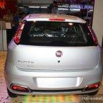 Fiat Punto Evo rear at the 2014 Nepal Auto Show