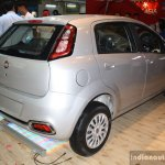 Fiat Punto Evo rear three quarter at the 2014 Nepal Auto Show
