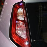 Fiat Punto Evo taillight at the 2014 Nepal Auto Show