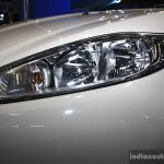 Ford Fiesta facelift headlamp at the 2014 Nepal Auto Show