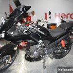 Hero Karizma R front three quarter at the 2014 Nepal Auto Show