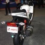 Hero Karizma ZMR rear at the 2014 Nepal Auto Show