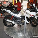 Hero Karizma ZMR side at the 2014 Nepal Auto Show
