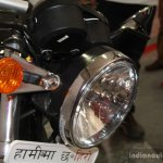 Hero Splendor Pro Classic at the 2014 Nepal Motor Show