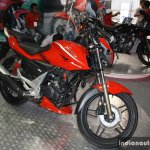 Hero Xtreme Sports at the 2014 Nepal Auto Show