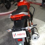 Hero Xtreme Sports rear at the 2014 Nepal Auto Show
