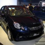 Honda Amaze front three quarter at the CAMPI 2014