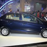 Honda Amaze side at the CAMPI 2014