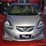 Honda Brio Amaze Modulo front at the CAMPI 2014