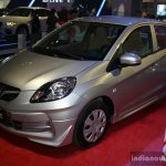 Honda Brio Amaze Modulo front left three quarter at the CAMPI 2014