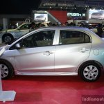 Honda Brio Amaze Modulo side at the CAMPI 2014