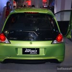 Honda Brio Modulo rear at the CAMPI 2014
