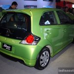 Honda Brio Modulo rear right three quarter at the CAMPI 2014