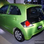 Honda Brio Modulo rear three quarter at the CAMPI 2014